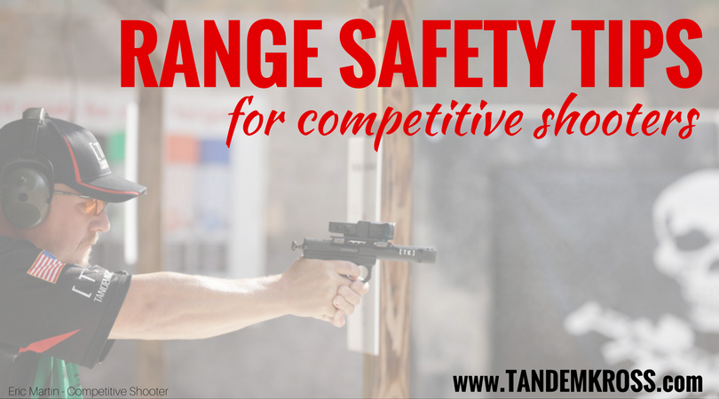 Top Range Safety Tips for Competitive Shooters